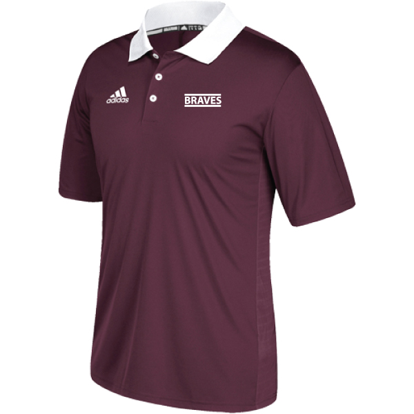 Picture of adidas Game Built Coaches Polo
